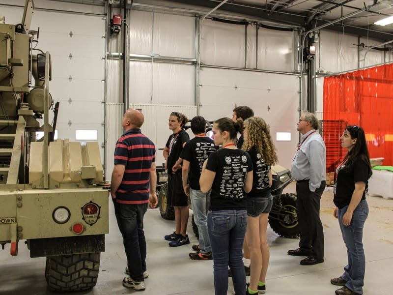 Robotics community